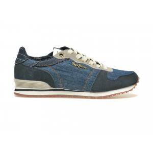 Pantofi Pepe Jeans Denim, Din Material Textil