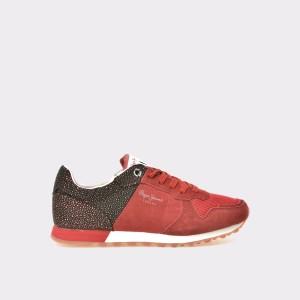 Pantofi Pepe Jeans Visinii, Ls30538, Din Piele Intoarsa