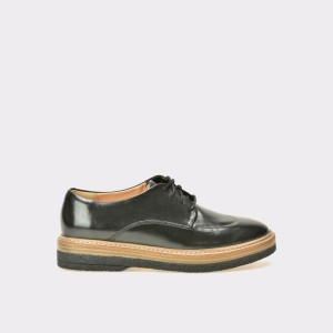 Pantofi Clarks Negri, 46126, Din Piele Naturala