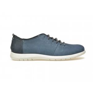 Pantofi Bleumarin, 3654999, Din Piele Naturala