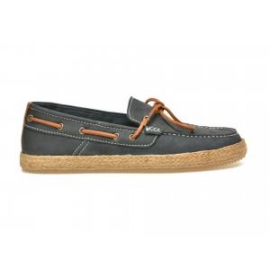Pantofi Mocasini Bleumarin, 7523324, Din Nabuc