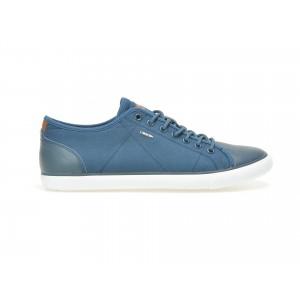 Pantofi Sport Geox Albastri, U72x2c9, Din Material Textil