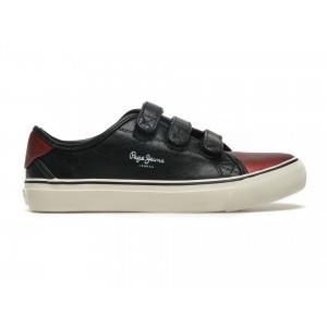Pantofi Sport Pepe Jeans Visinii, Ls30399, Din Piele Ecologica
