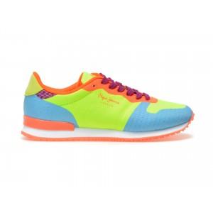Pantofi Sport Pepe Jeans Multicolori,ls30 Din Material Textil
