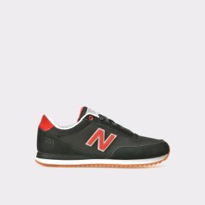 Pantofi Sport New Balance Negri, Mz501, Din Material Textil