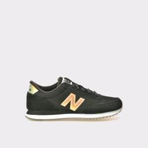 Pantofi Sport New Balance Negri, Wz501, Din Material Textil