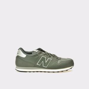Pantofi Sport New Balance Kaky, Gm500, Din Material Textil Si Piele