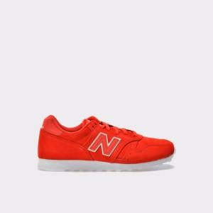 Pantofi Sport New Balance Portocalii, Ml373, Din Material Textil Si Piele