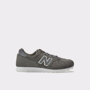 Pantofi Sport New Balance Kaky, Ml373, Din Piele Intoarsa