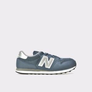 Pantofi Sport New Balance Bleumarin, Gm500, Din Material Textil Si Piele
