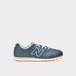 Pantofi Sport New Balance Bleumarin, Ml373, Din Nabuc