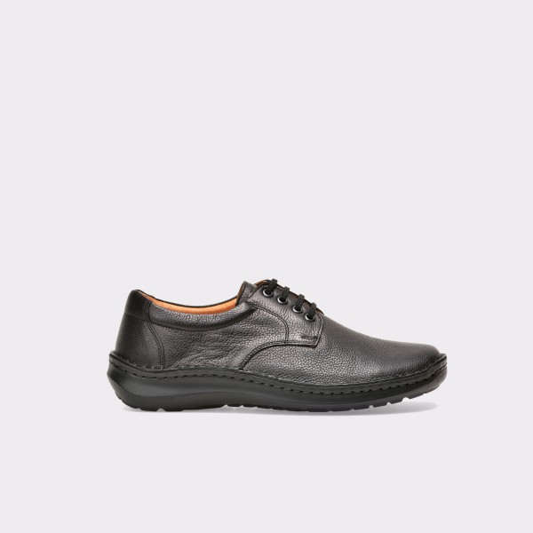 Pantofi OTTER negri, 9554, din piele naturala de la Otter otter.ro