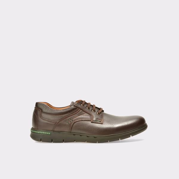 Pantofi OTTER maro, 308, din piele naturala de la Otter otter.ro