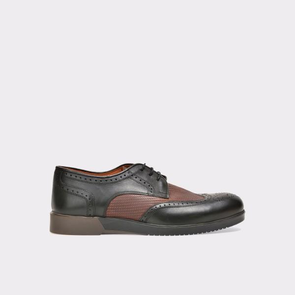Pantofi OTTER negri, 326, din piele naturala de la Otter otter.ro