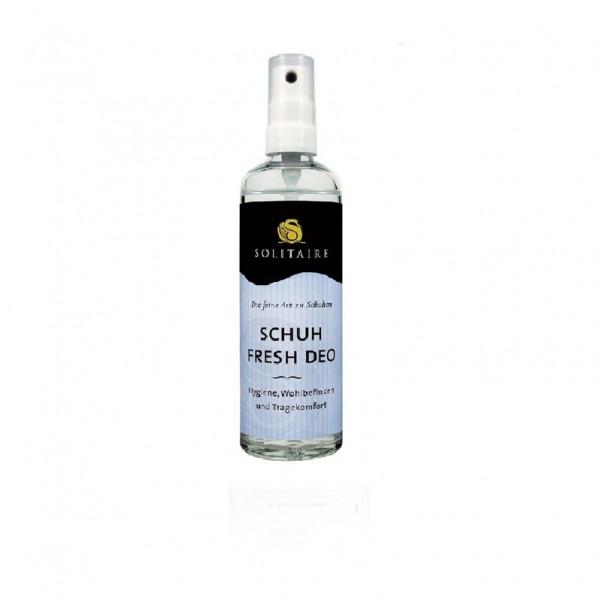 Spray pentru mentinerea mirosului placut in incaltaminte de la Solitaire otter.ro