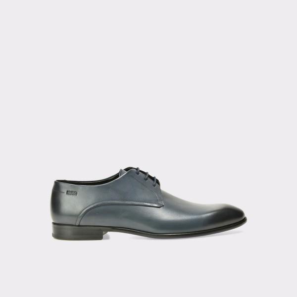 Pantofi HUGO BOSS bleumarin, 140, din piele naturala de la Hugo Boss otter.ro