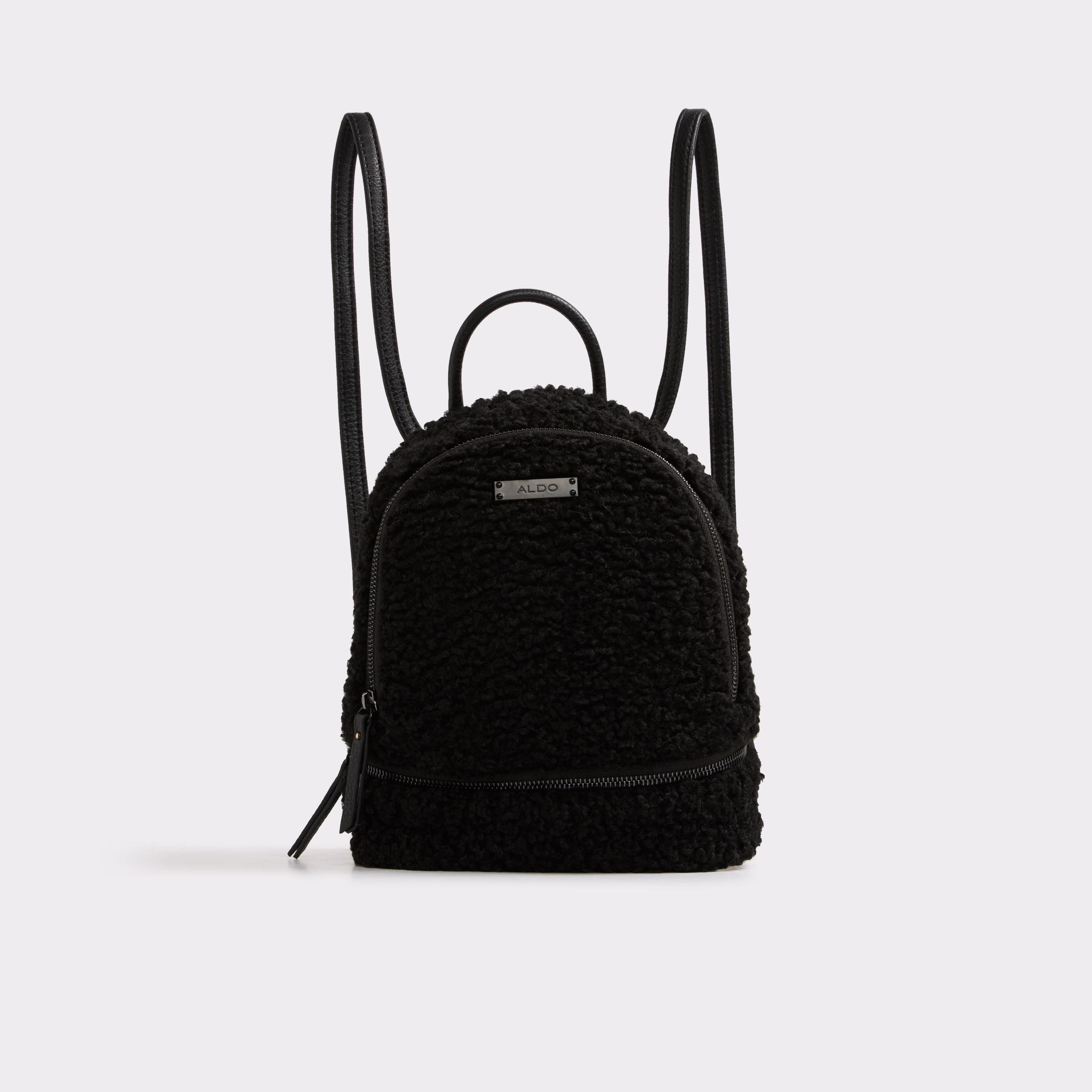 Rucsac negru, de dama, ALDO - Anaco98, din material textil