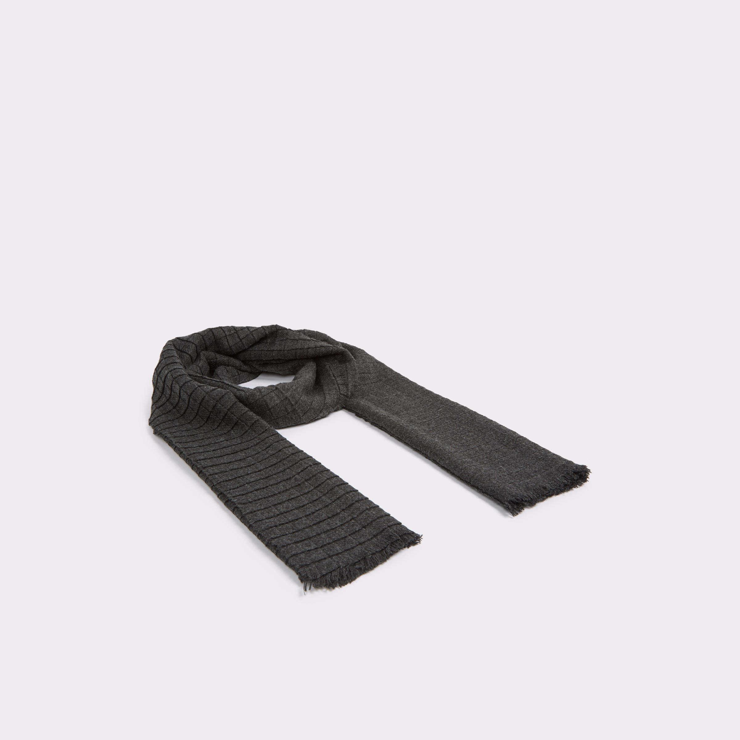 Esarfa Gri, pentru barbati, ALDO - Charl18, din material textil