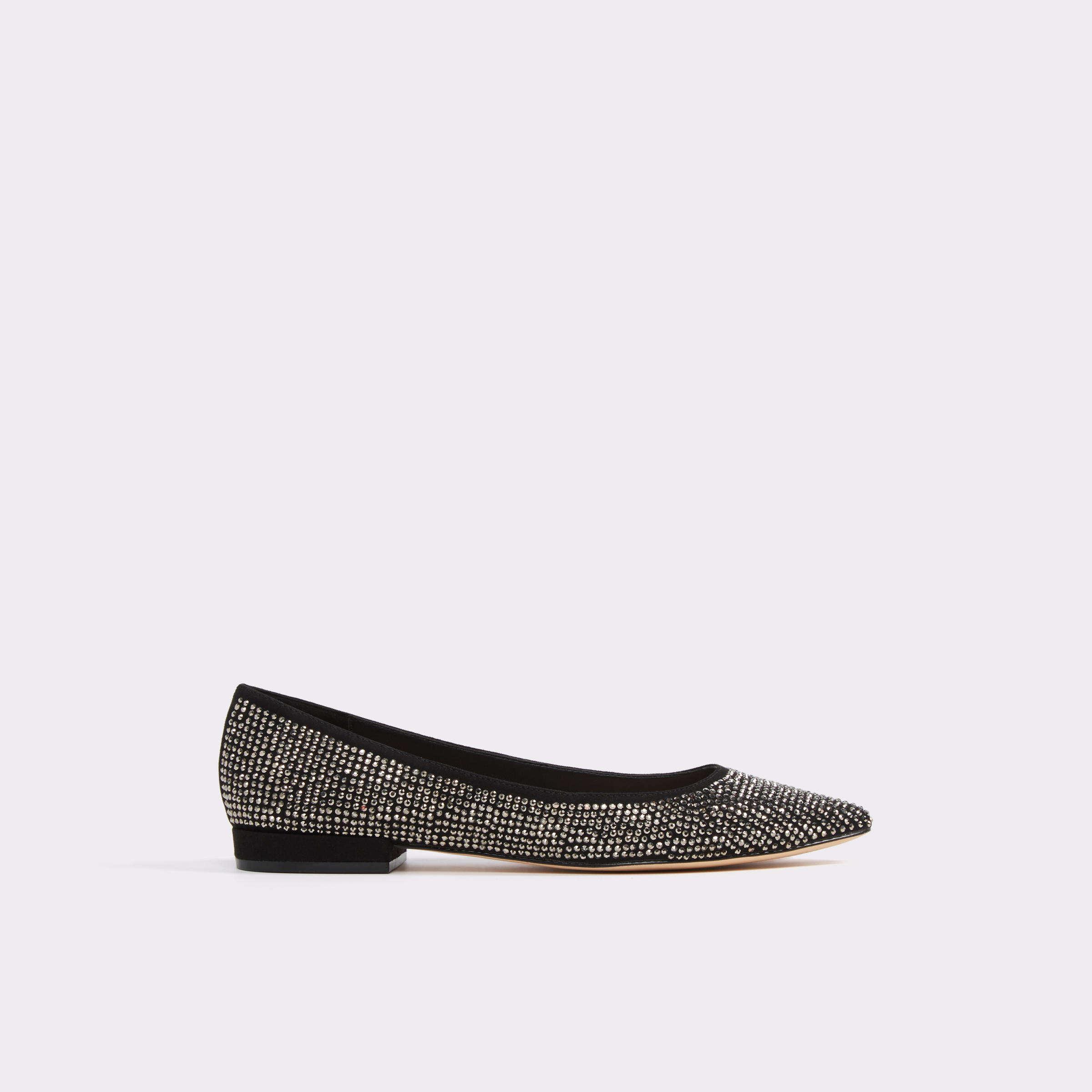 Pantofi argintii, de dama, ALDO - Crani80, din piele naturala