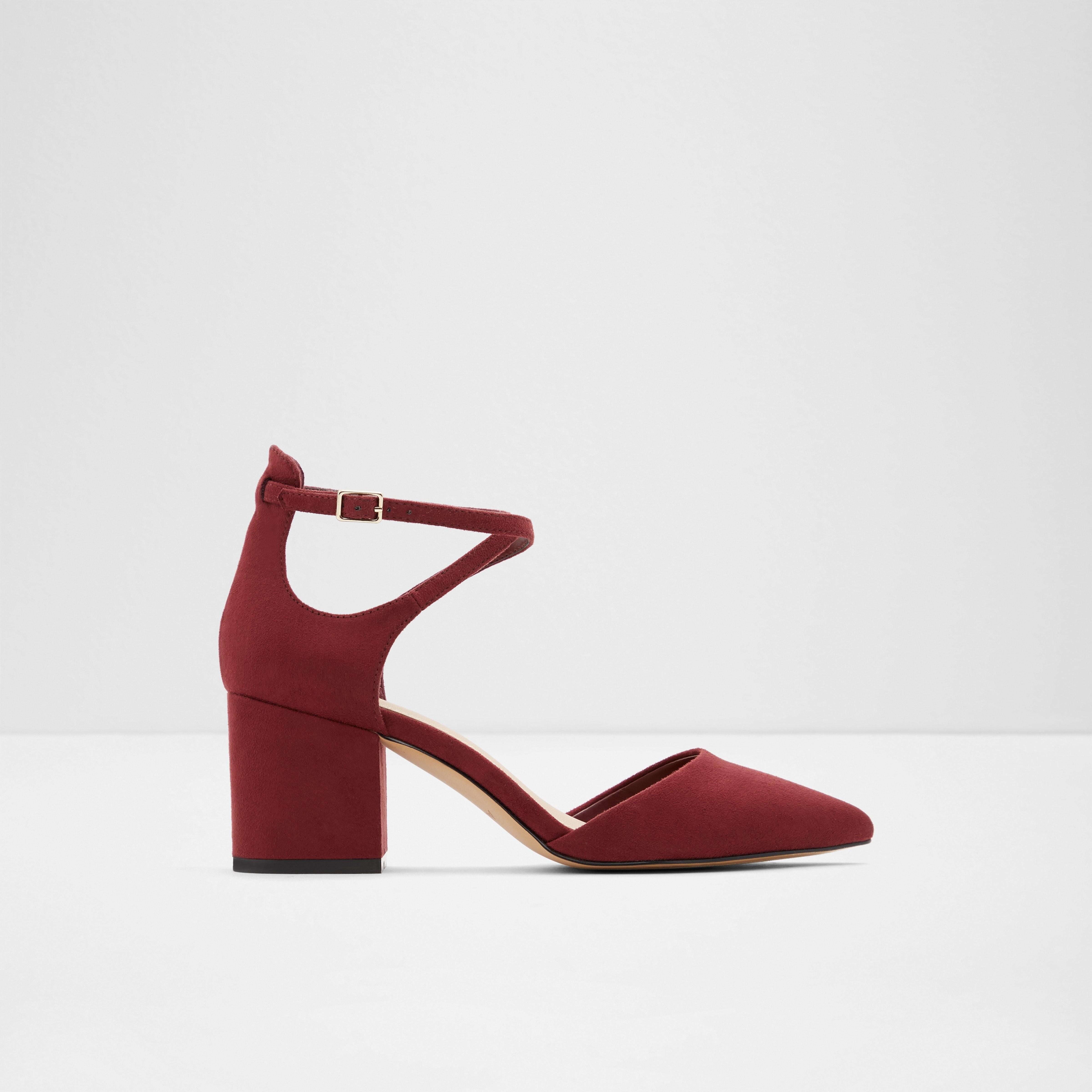 site-ul oficial preț mai mic cu design nou Pantofi visinii, Brookshear601, din piele ecologica | ALDO Romania