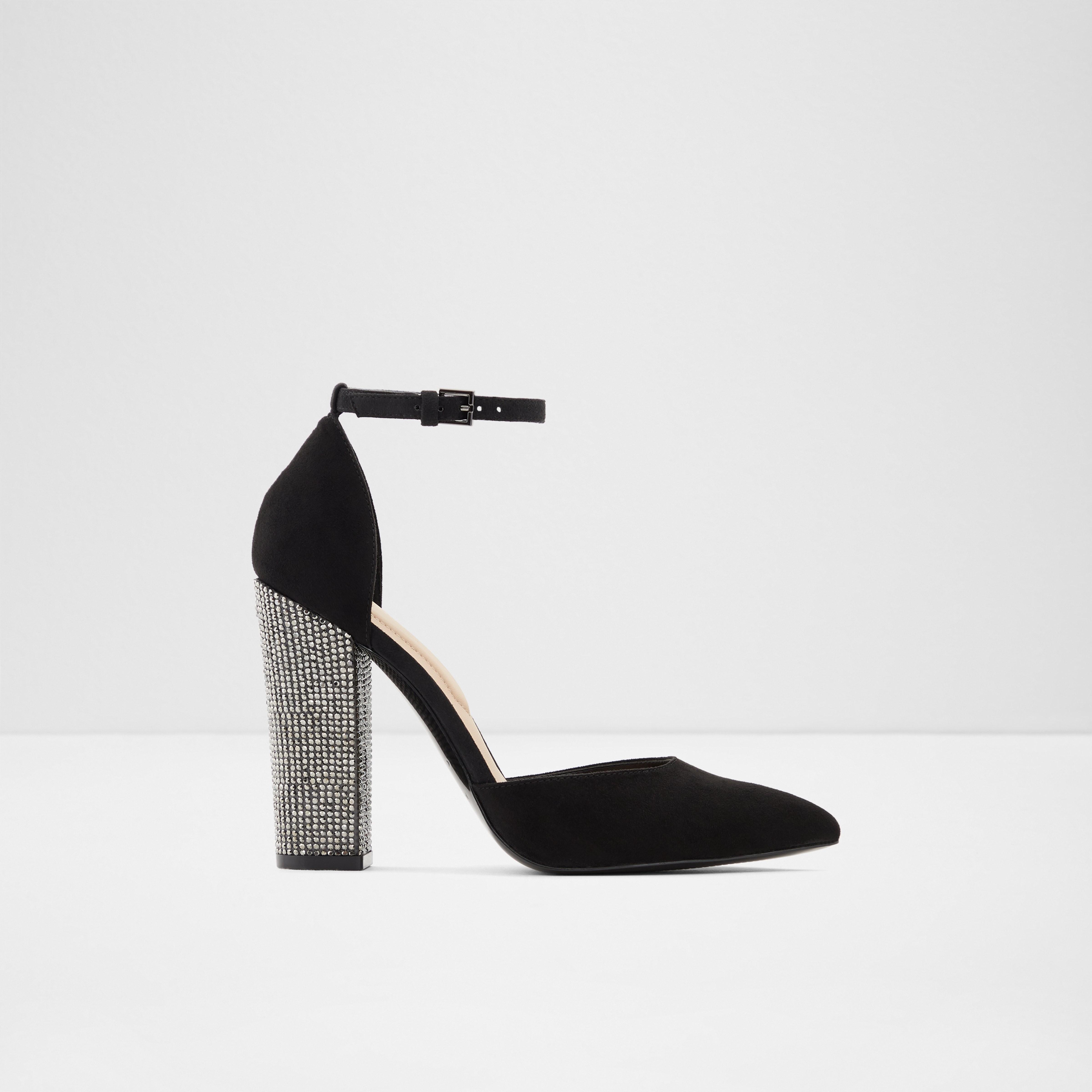 cel mai mic pret autentic arata bine vanzare pantofi Pantofi negri, Nicholes971, din piele ecologica | ALDO Romania