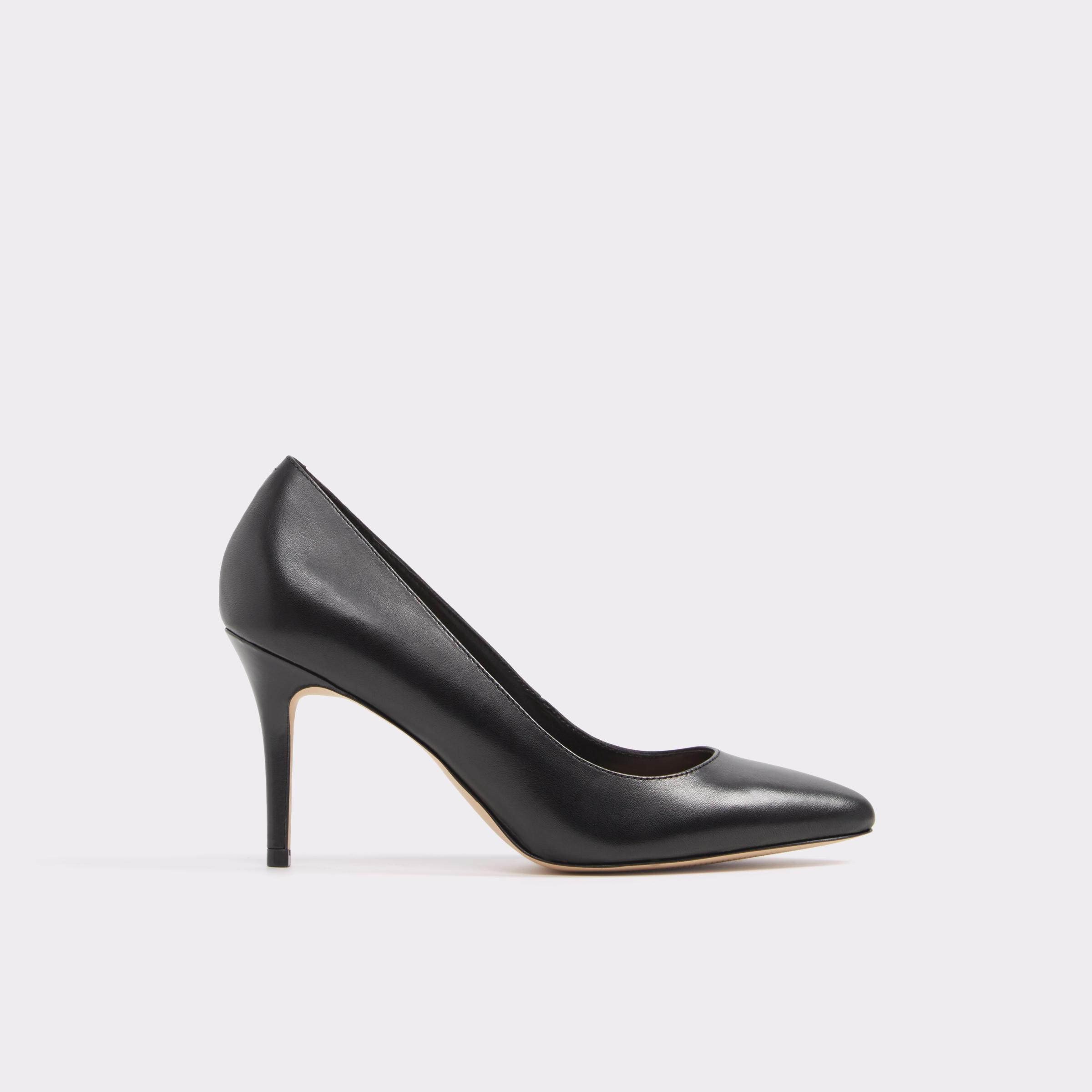 Pantofi negri, de dama, ALDO - Kedir97, din piele naturala