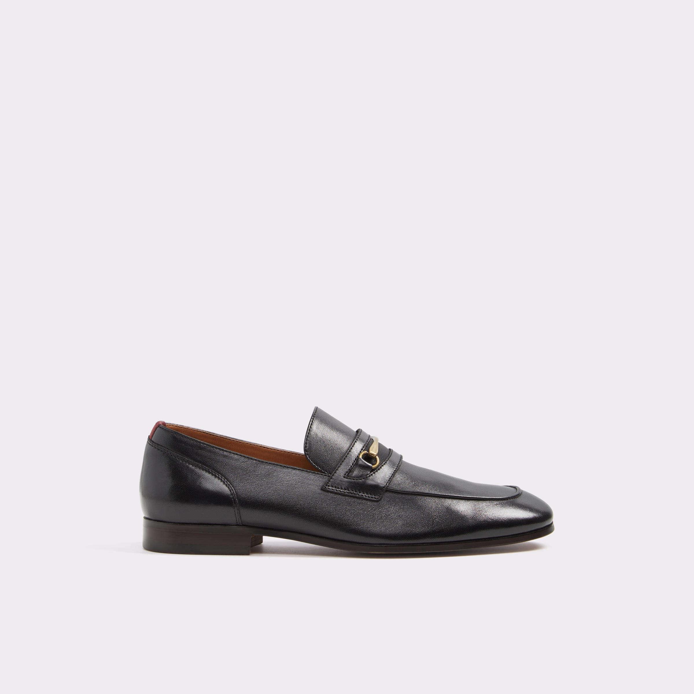 Pantofi eleganti negri, pentru barbati, ALDO - Murat97, din piele naturala