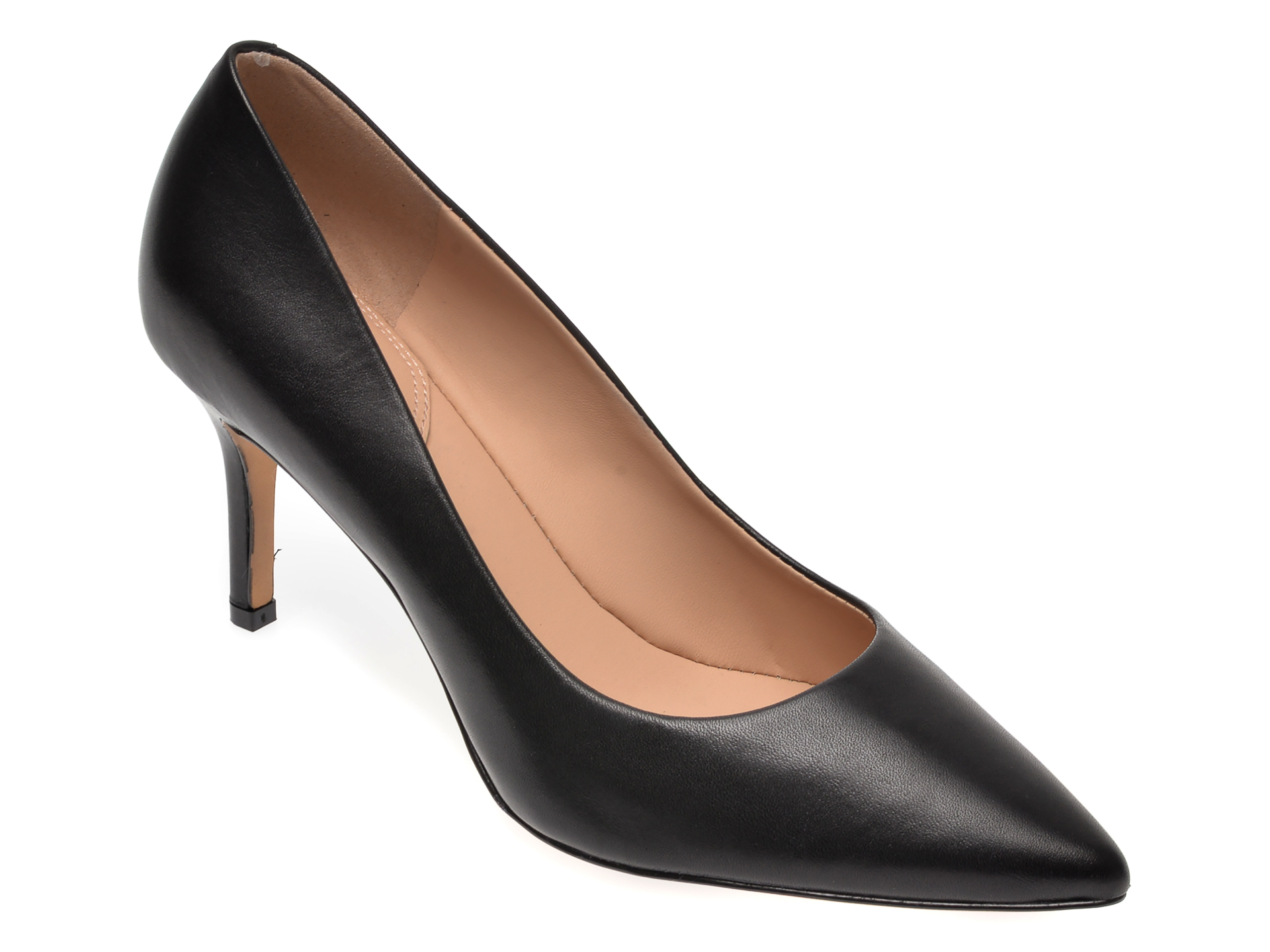 Pantofi Aldo Negri, Coronitiflex001, Din Piele Naturala