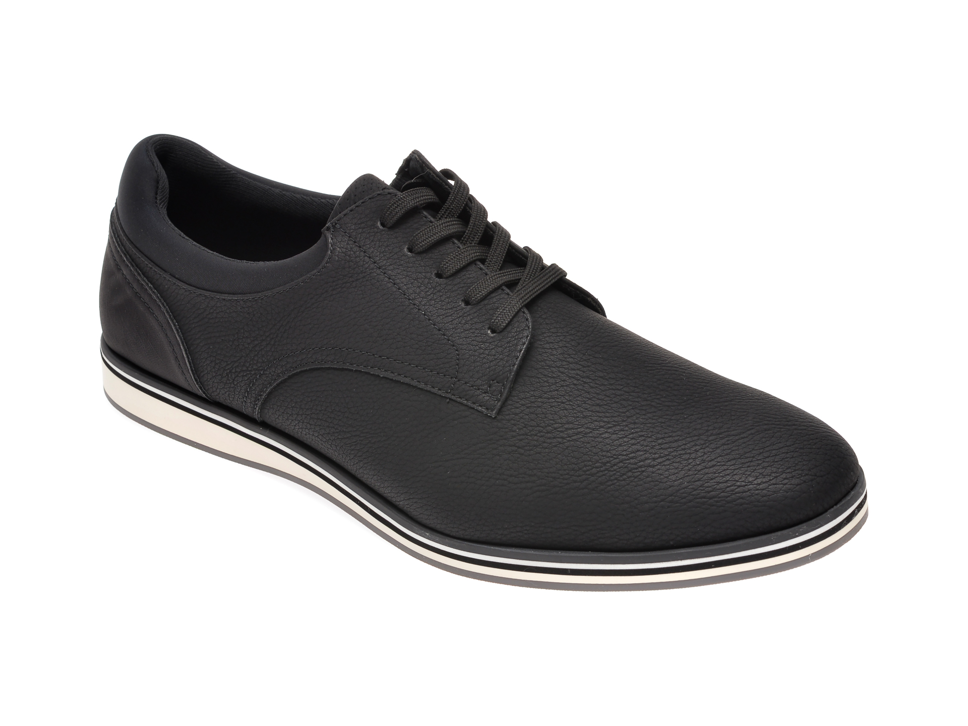 Pantofi Aldo Negri, Cycia001, Din Piele Ecologica
