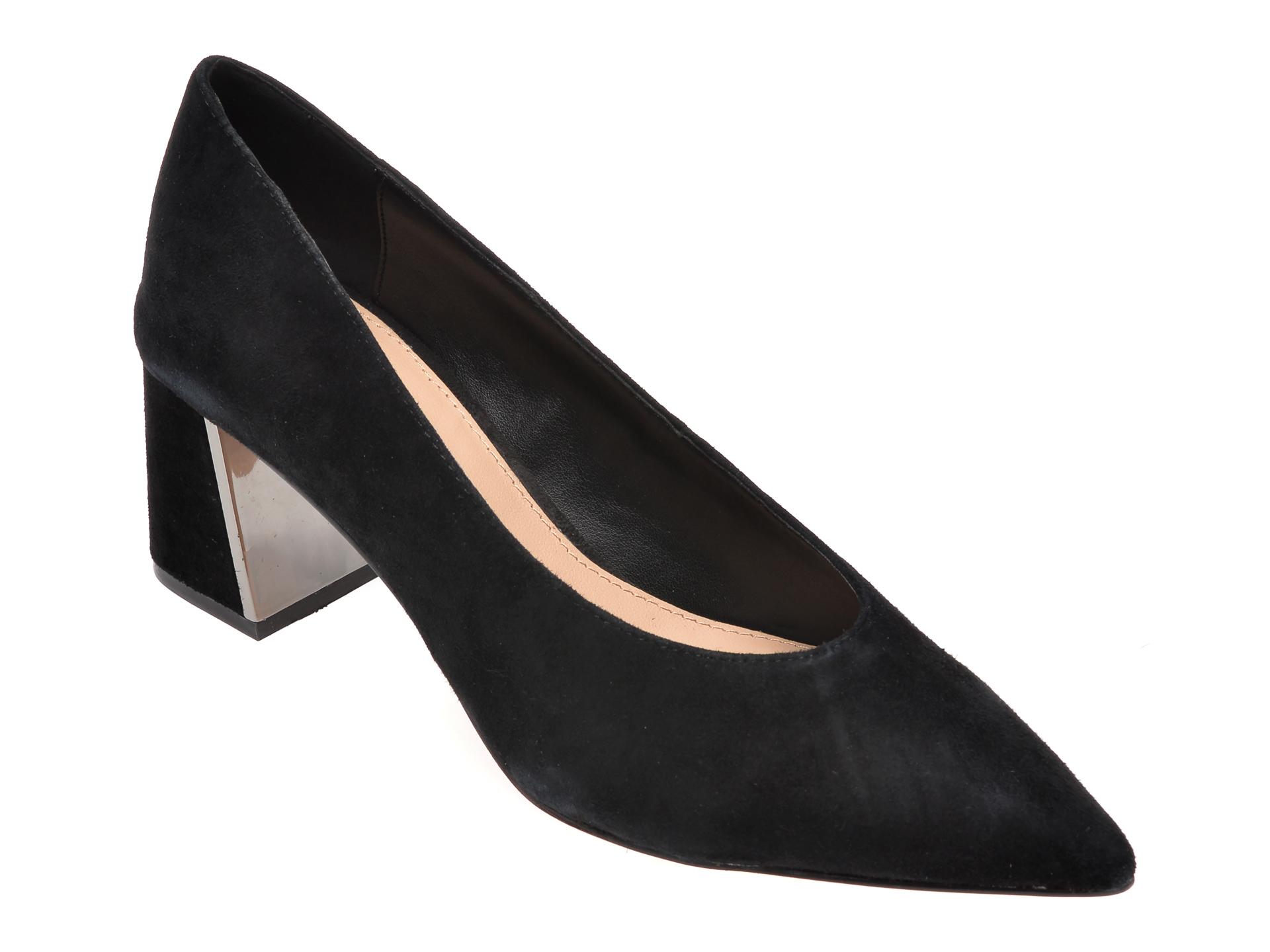 Pantofi Aldo Negri, Sevilassa001, Din Piele Intoarsa