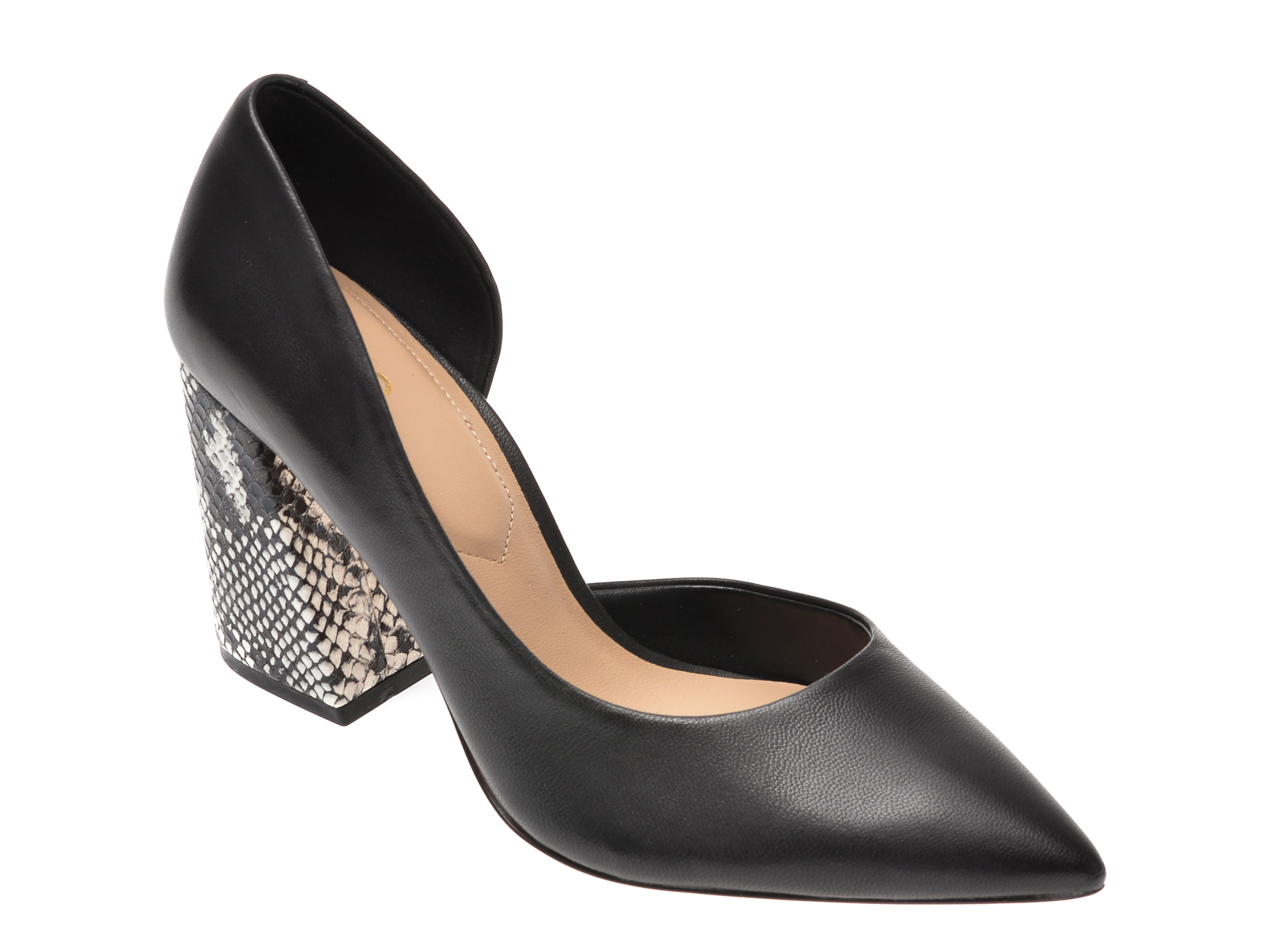Pantofi Aldo Negri, Ushari001, Din Piele Ecologica