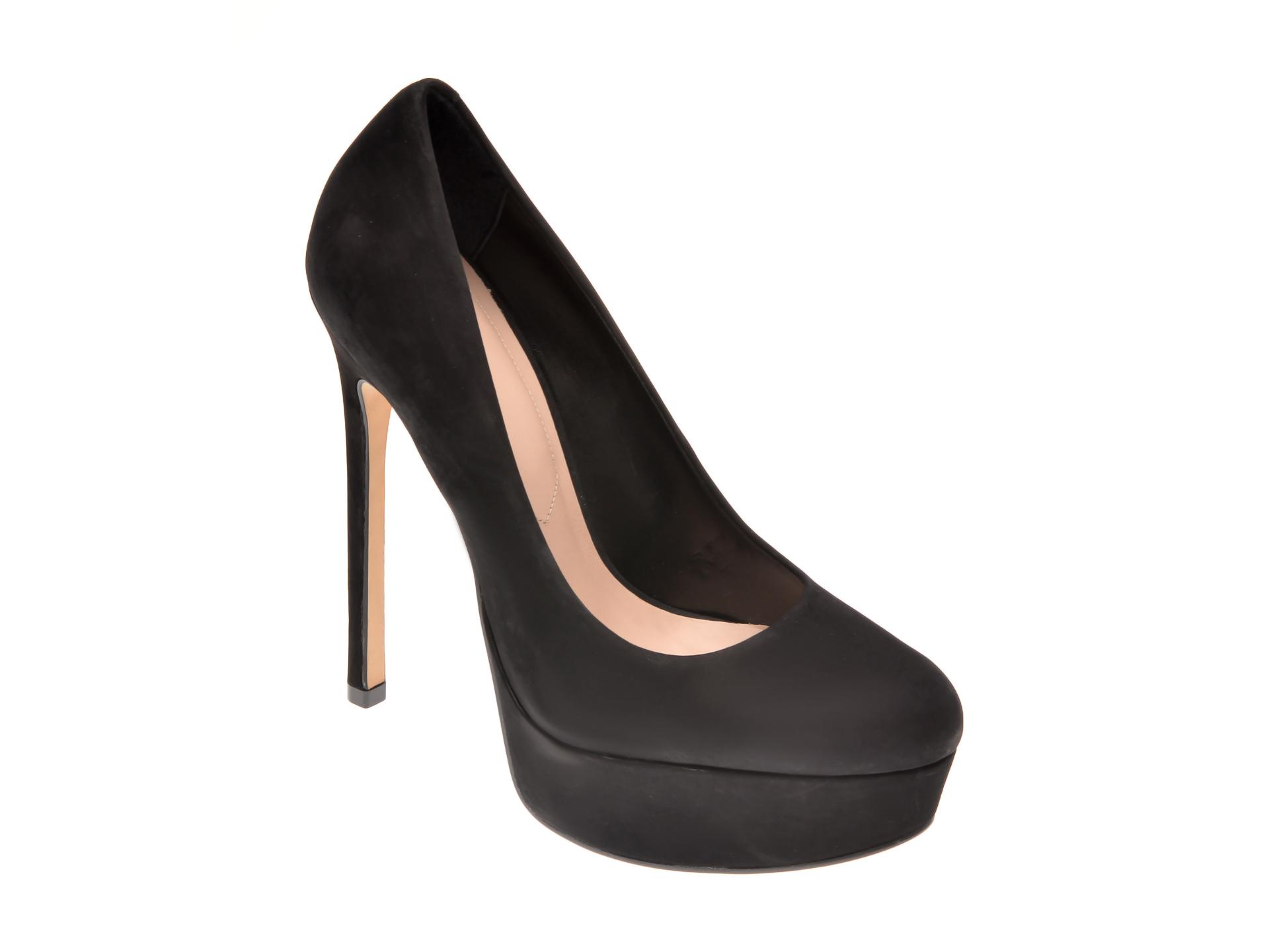Pantofi Negri, Kassandra001, Din Nabuc