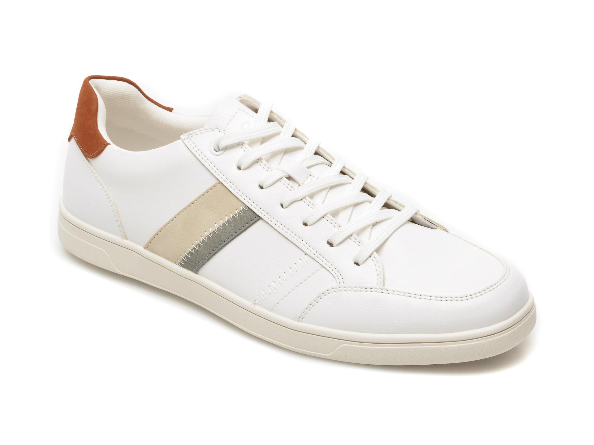 Pantofi Sport Aldo Albi, Dunkeld100, Din Piele Ecologica