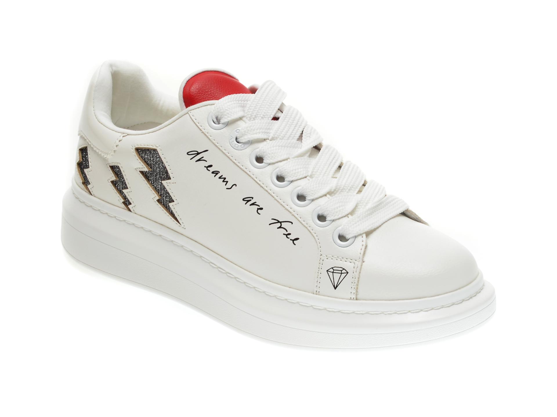 Pantofi Sport Aldo Albi, Juparana100, Din Piele Ecologica
