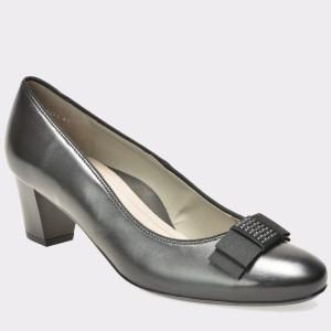 Pantofi ARA negri, 43471, din piele naturala