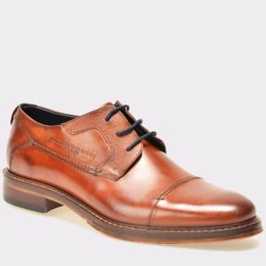 Pantofi BUGATTI maro, 37604, din piele naturala