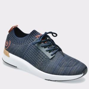 Pantofi sport BUGATTI bleumarin, 30562, din material textil