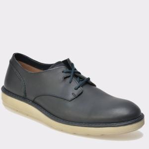 Pantofi CLARKS bleumarin, 6124467, din piele naturala
