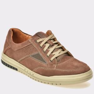 Pantofi CLARKS maro, 6127959, din nabuc