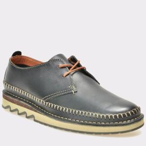 Pantofi CLARKS negri, 6127179, din piele naturala