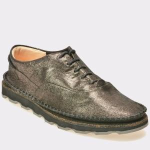 Pantofi CLARKS negri, 6126786, din piele naturala