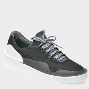 Pantofi CAMPER negri, K100164, din material textil