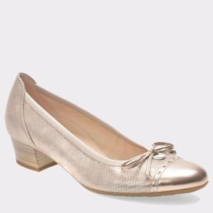 Pantofi GABOR lila, 82203, din piele intoarsa