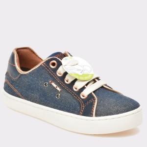 Imagine indisponibila pentru Pantofi sport pentru copii GEOX bleumarin, J72D5B, din canvas