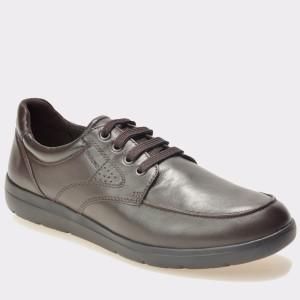 Pantofi GEOX maro, U743Qb, din piele naturala