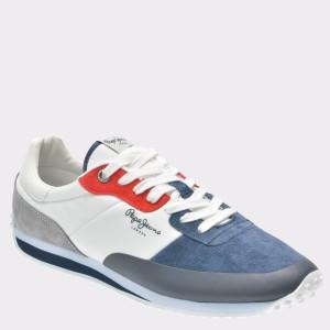 Pantofi sport PEPE JEANS bleumarin, Ms30404, din material textil