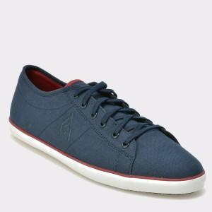 Pantofi sport LE COQ SPORTIF albastri, SLIMSET, din canvas