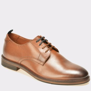 Pantofi OTTER maro, 3743, din piele naturala