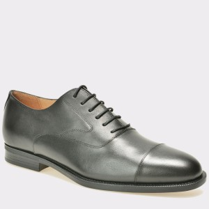 Pantofi STONEFLY negri, Berrii2, din piele naturala