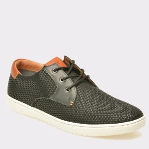 Pantofi GRYXX negri, 848, din material textil